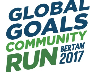 Global Goals Community Run - Bertam 2017